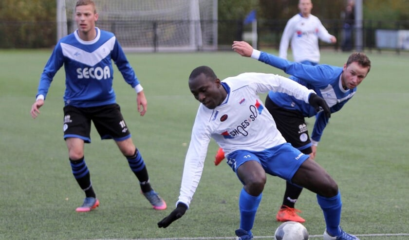 SC Botlek wist zaterdag met 5-1 te zegevieren in het duel met NBSVV.