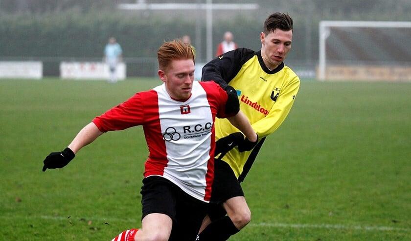 Abbenbroek en FC Vlotbrug maakten er op Abbenello een ware derby van met de FC als de gelukkige winnaar.