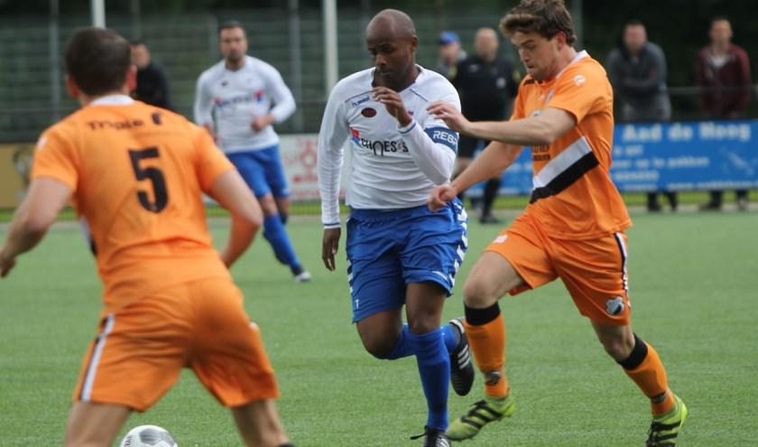 SC Botlek gaf zaterdag een 3-0 voorsprong uit handen tegen NSVV, het werd 3-3.