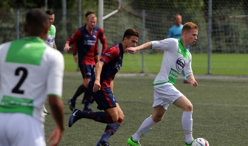 Spijkenisse won zaterdag het duel met FC 's-Gravenzande. 26 Augustus start de competitie.
