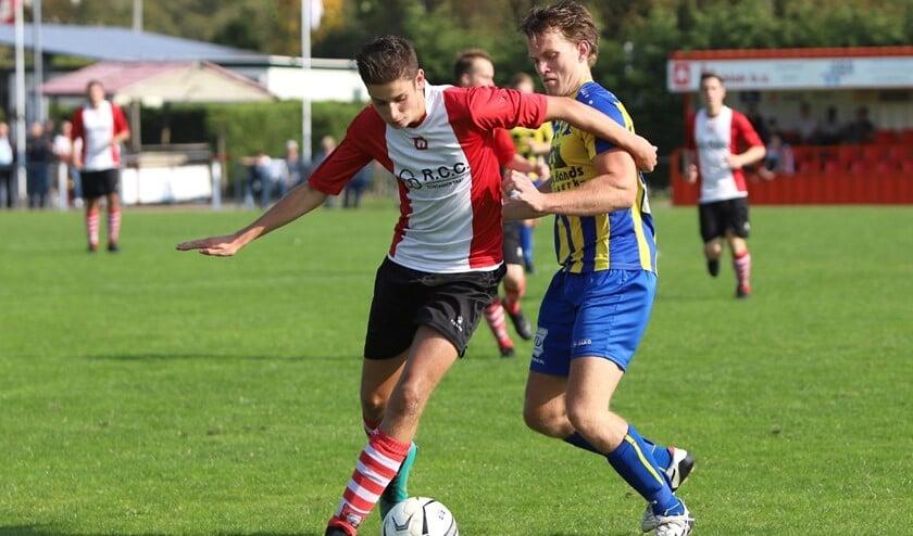 Abbenbroek verloor zaterdag op eigen terrein van Flakkee met 1-2. De ploeg wacht op de eerste zege.
