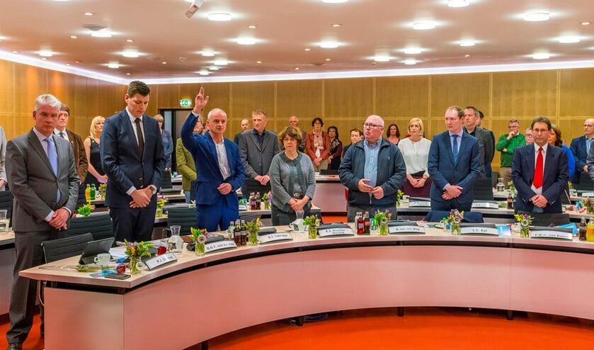 <p>Sip van der Weg stapt na de verkiezingen volgend jaar over naar het CDA, samen met de LOB-commissieleden Gerard Karlas en Nel Gort.</p>