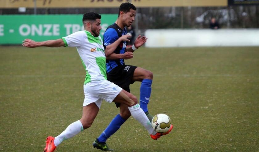 Spijkenisse pakte zaterdag belangrijke punten in het duel met ACV.