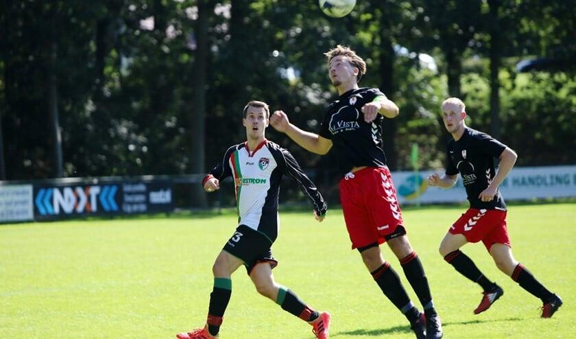 Hekelingen wist als vierdeklasser het laatste bekerduel te winnen van derdeklasser GHVV'13.