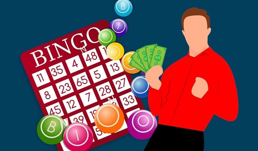 Woensdag 30 oktober, organiseren de vrijwilligers van de 55+ club in Ouddorp weer een bingo.