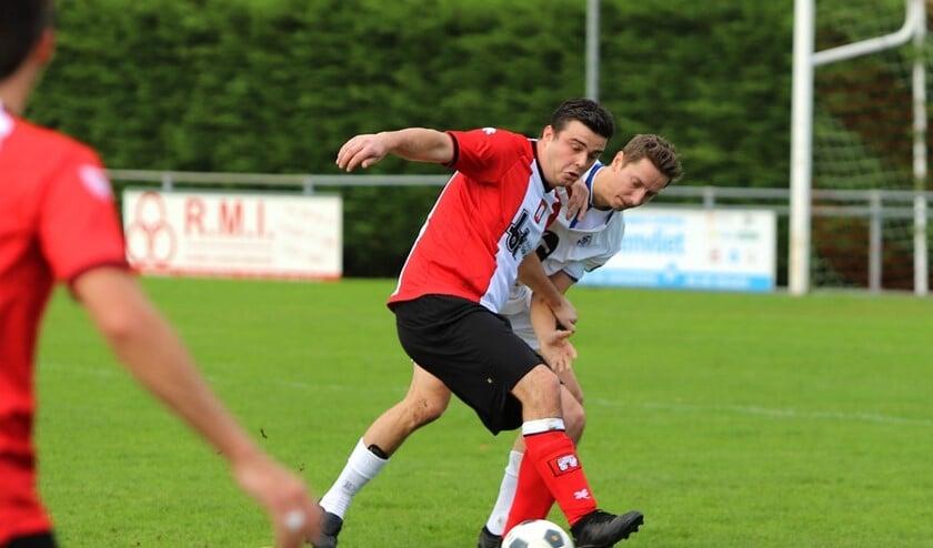 Abbenbroek kwam zaterdag niet tot scoren in de ontmoeting met Goudswaardse Boys,  0-2.
