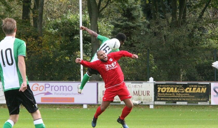 SC Botlek kon zaterdag geen potten breken in het duel bij OVV en verloor met 5-1.