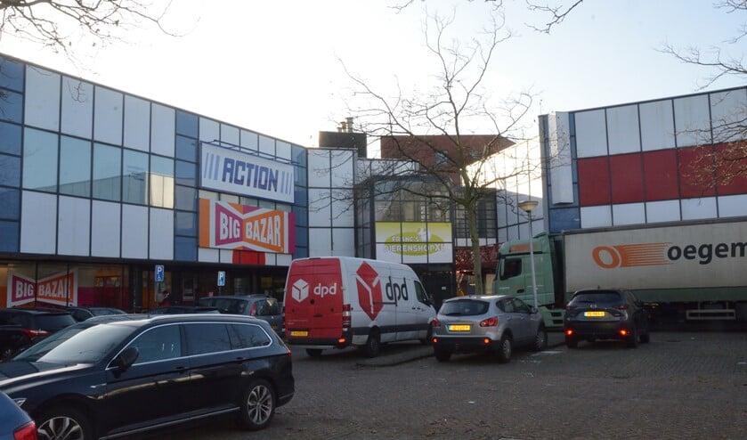 De winkels op het Kolkplein verhuizen voor een deel naar de Kopspijker.
