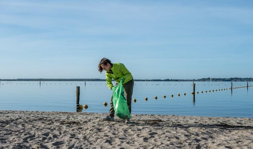 Door het afval langs de rivieren in kaart te brengen kan de bron worden aangepakt. (Foto: Suzan Fotografie)