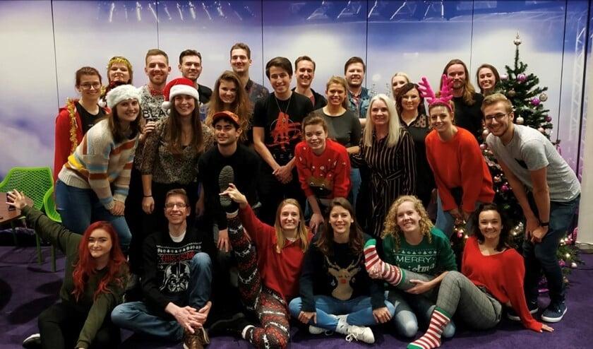 Namens MusicAll Spijkenisse, een gelukkig nieuwjaar!