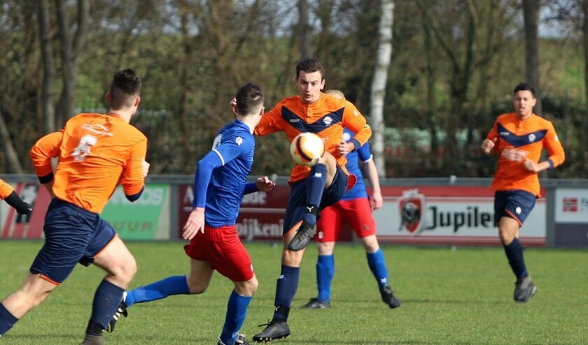 Simonshaven deed het zaterdag prima tegen Zinkwegse Boys, maar stond na afloop toch met lege handen.