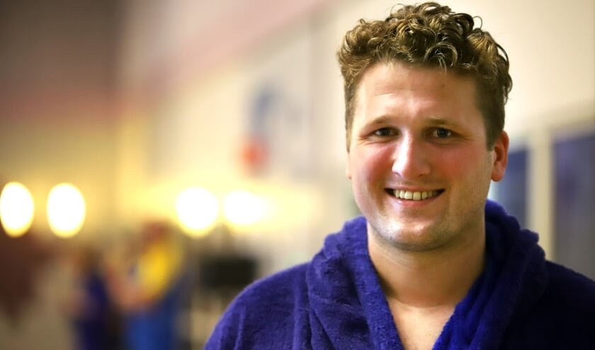 Clubmens Peter Verschoor hoopt dat De Kempvis (vrouwen en mannen) zich zullen handhaven in de Bond tweede klasse.