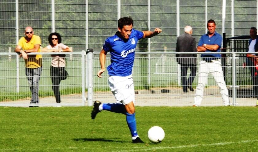 Jeroen Sep lag aan de basis van 3 van de 5 doelpunten en scoorde zelf de 3-1 en 5-2. (Archieffoto Fred Götzenberger)