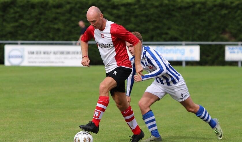 Abbenbroek was zaterdag met 2-0 te sterk voor NBSVV uit Nieuw Beijerland.