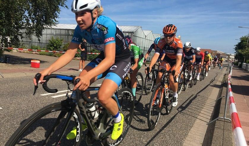 Chanella Stougje heeft besloten om na aanhoudende schouderblessures te stoppen met wielrennen. Zij rijdt haar laatste koers in China.