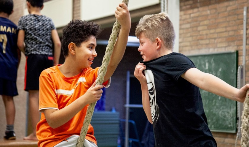Door de subsidieregeling Kansen voor alle kinderen vierden in totaal 342 kinderen in de gehele regio een Sportfeestje.