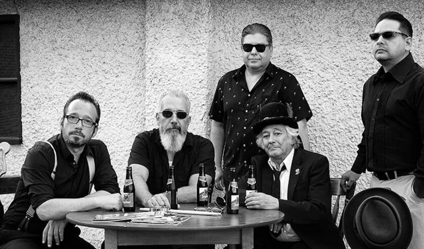 De bandThe Dibs is een nieuwe Rhythm'n Bluesband met een twist of soul uit het Belgisch/Limburgs grensgebied