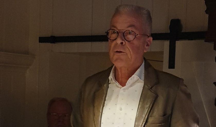 Fred van Geffen is aangetreden als voorzitter van BIZ 's-Gravenzande.