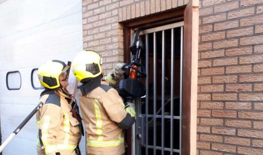 De politie heeft op 7 januari twee hennepkwekerijen ontdekt in twee vrachtwagesn in De Lier.