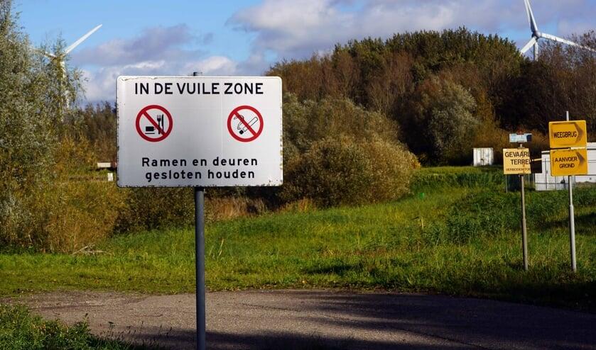 <p>Ontspannen recre&euml;ren bij de Plas van Heenvliet lijkt nog ver weg..</p>