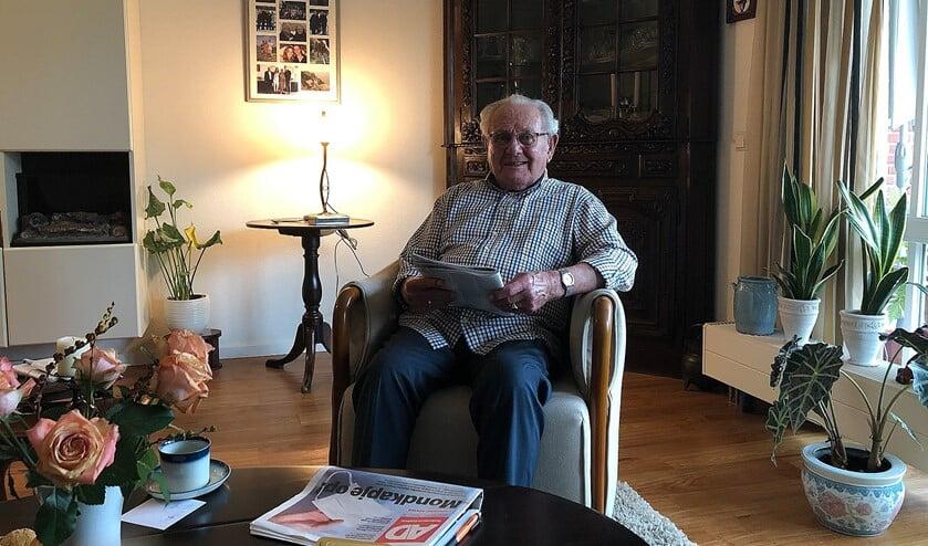 <p>Dick van den Berg (89)</p>