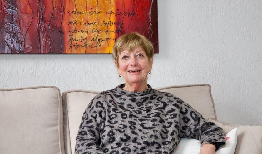 <p>Ellen Visser (Foto: Marjan Vrijvogel)</p>