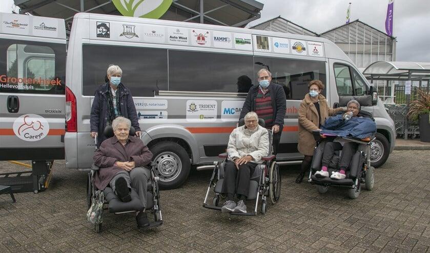 <p>Een leuk uitje voor de bewoners van verpleeghuis de Grootenhoek.</p>