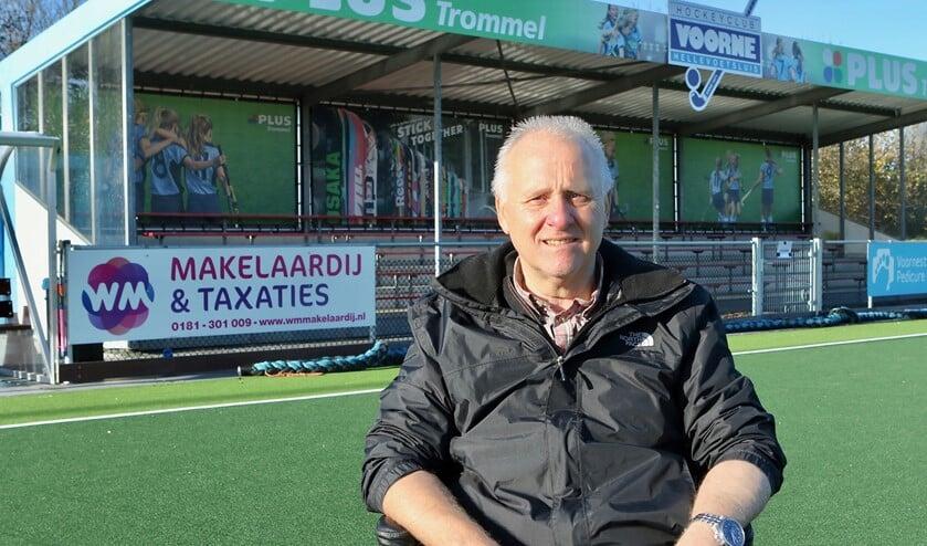 <p>Martin Felling: &#39;&#39;Zonder inkomsten slinkt het vet op de botten en wordt het zoals bij elke sportvereniging steeds schraler, maar we blijven hopen op betere tijden.&#39;&#39; Foto Theo van Kralingen.&nbsp;</p>