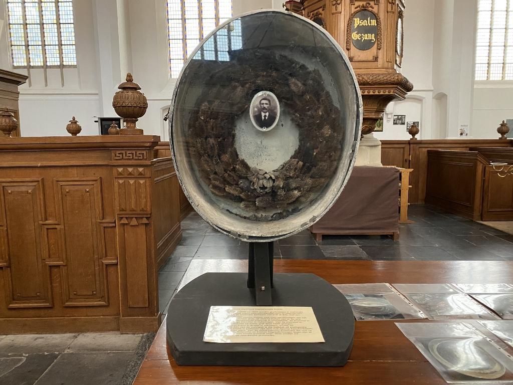 <p>Het gaat hier om een zeer zeldzaam object van grote cultuurhistorische waarde</p> Wil van Balen © BrielsNieuwsland.nl