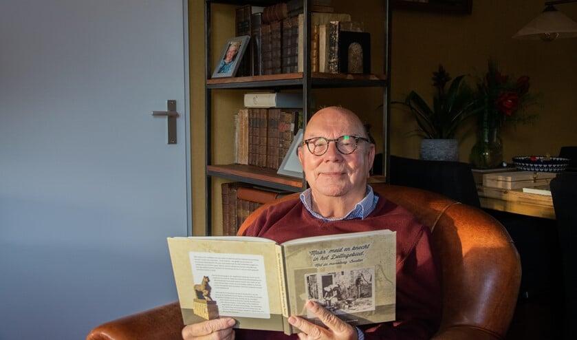 <p>Pau Heerschap heeft samen met Jan Zwemer een boek uitgebracht over de landbouw in de Delta in vroegere tijden. &nbsp;Foto: Sam Fish</p>