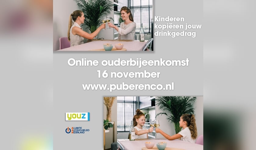 <p>Kinderen kopi&euml;ren jouw drinkgedrag.</p>