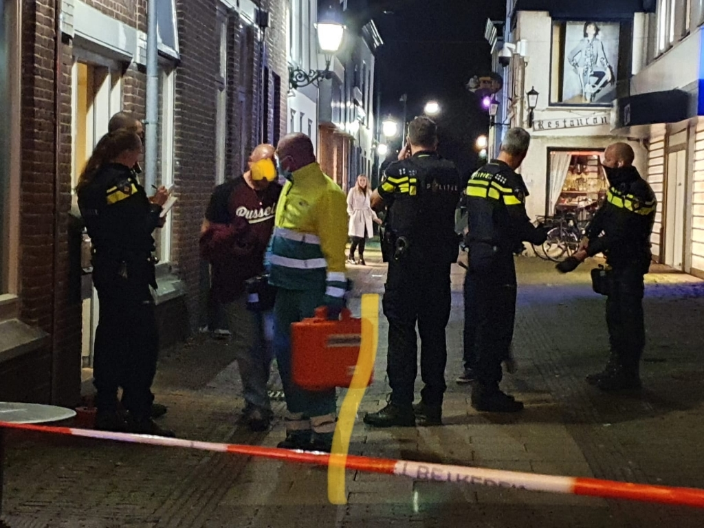 B. van Balen © GrootHellevoet.nl