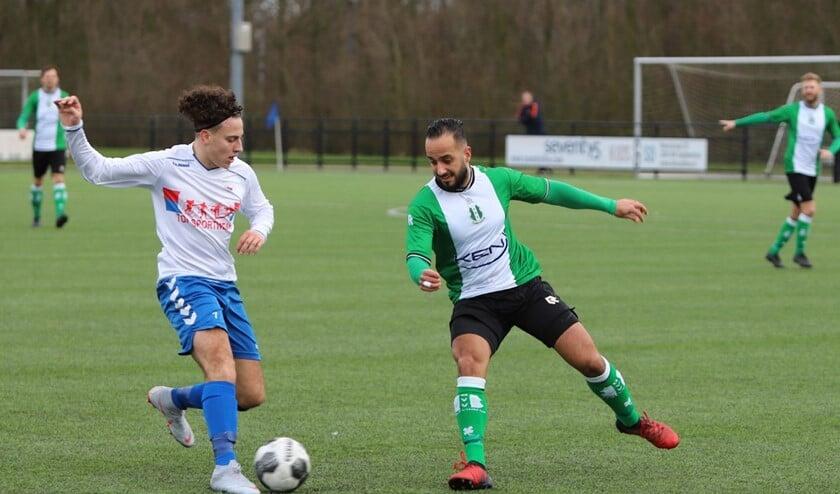 SC Botlek moest zaterdag het onderspit delven in het duel met streekgenoot OVV, het werd 1-2.