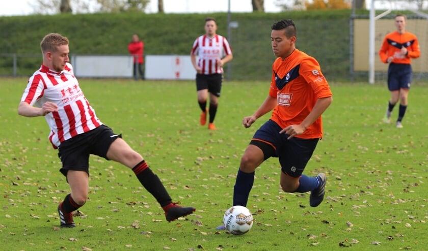 Simonshaven verloor zaterdag op eigen terrein van ZBVH, het werd 0-1 voor de gasten.