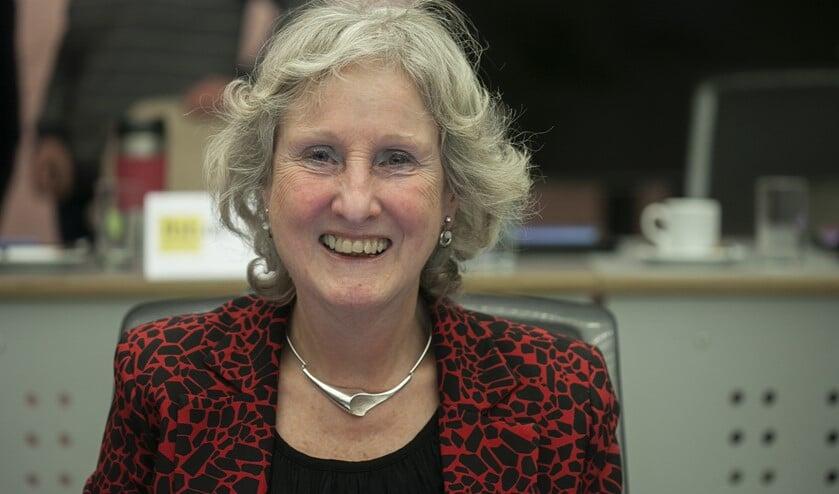 <p>Cilia Meerman, fractievoorzitter CDA</p>