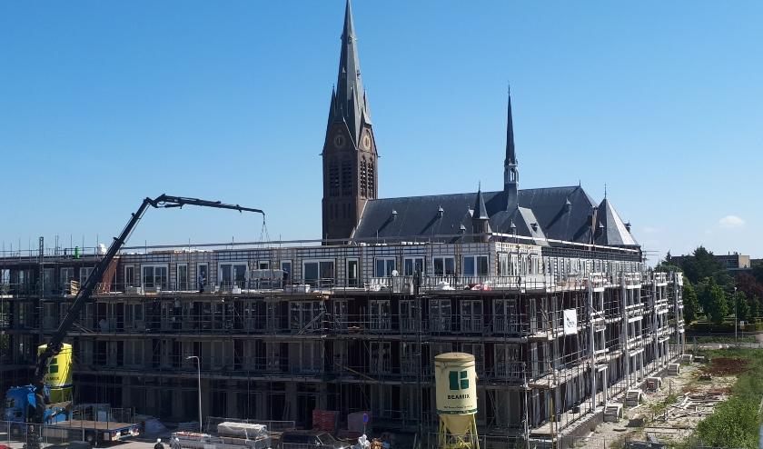 Het Centrumplan voor Poeldijk kan worden uitgewerkt. Foto: (WB)