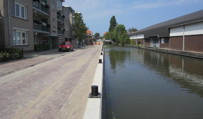 Kwintsheul, Lange Wateringkade.