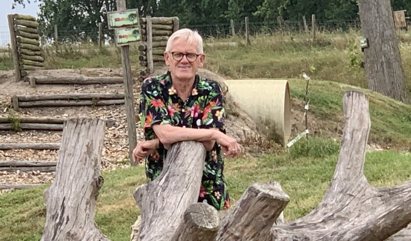 Wim Noordzij doet stap terug op de Bûûtenplaets.