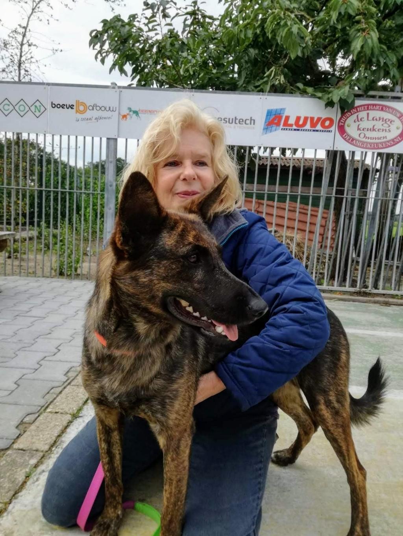 Carla en Scooby Micco  © GGOF.nl