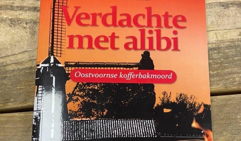 <p>Het boek &#39;Verdachte met alibi&#39; kwam op 5 september j.l. uit</p>