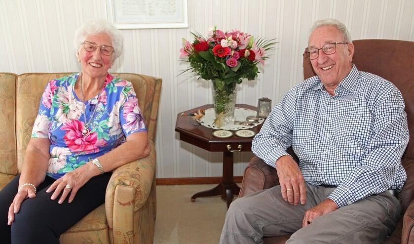 Het echtpaar woont zowel in Spijkenisse als in Voorthuizen