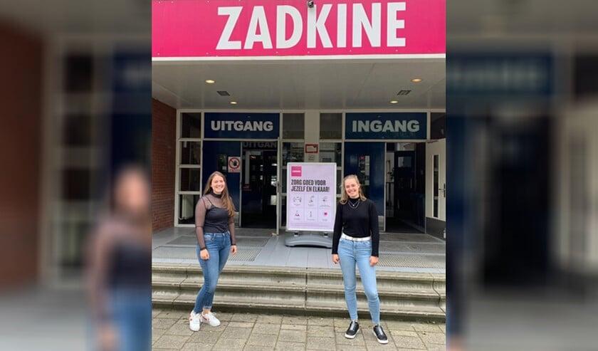 Lonneke van den Berg en Kiki Verweel: 'Werken met ouderen is fantastisch!'