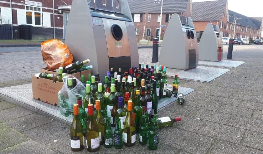 De afvalverwerking in Westland pakt dusdanig duurder uit, dat de rekening voor Westlandse huishoudens volgend jaar vermoedelijk met zo'n 90 euro omhoog schiet. Archieffoto: (WB)