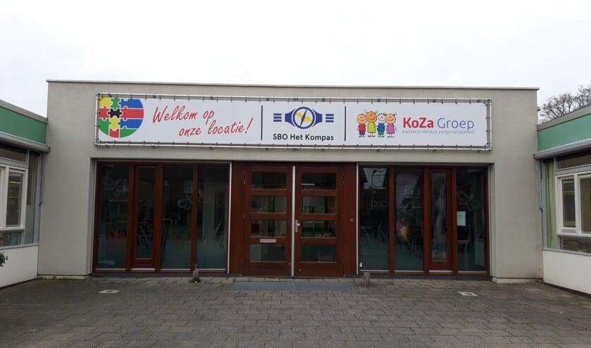 <p>Sinds het begin van dit schooljaar is SBO Het Kompas gevestigd in een schoolgebouw aan de Prinses Marijkestraat in Middelharnis.</p>