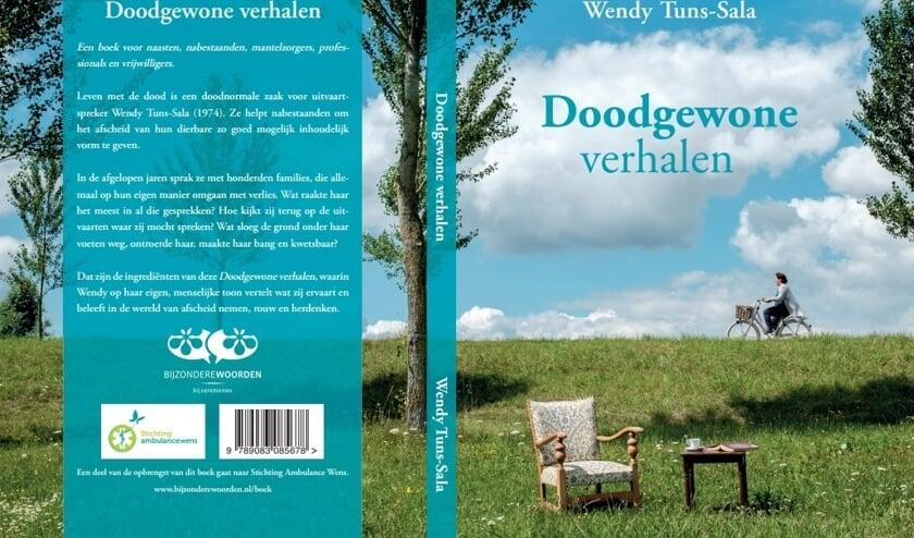 <p>Wendy wil met haar boek laten zien dat de wereld van afscheid nemen niet alleen maar verdrietig of saai is</p>