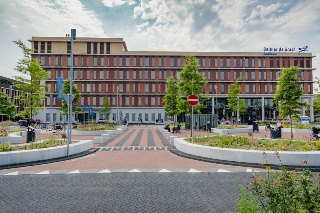 <p>Het Reinier de Graaf ziekenhuis in Delft. Foto: (PR)</p>  © Groot-Westland.nl