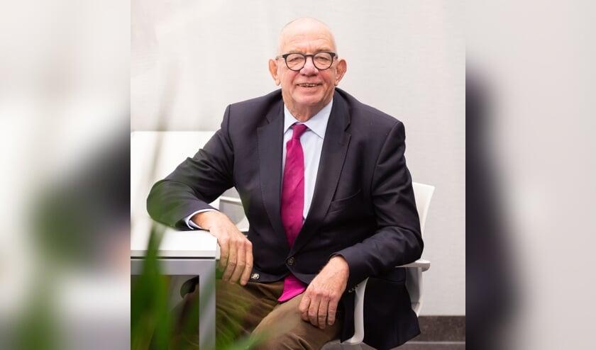 <p>Paul van der Velden is trots op wat er de afgelopen jaren bereikt is.</p>