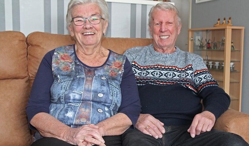 <p>Lien Vosslamber is al 60 jaar met haar &#39;zeeman&#39; Lukas getrouwd.&nbsp;</p>
