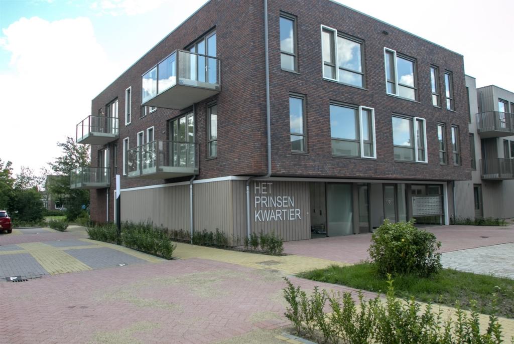 <p>Het Prinsenkwartier (Foto: Wil van Balen)</p>  © BrielsNieuwsland.nl