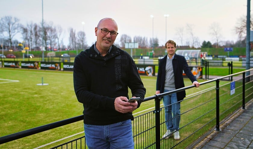 <p>De verlichting is met een app heel simpel te bedienen. Foto: Foto-OK.nl</p>
